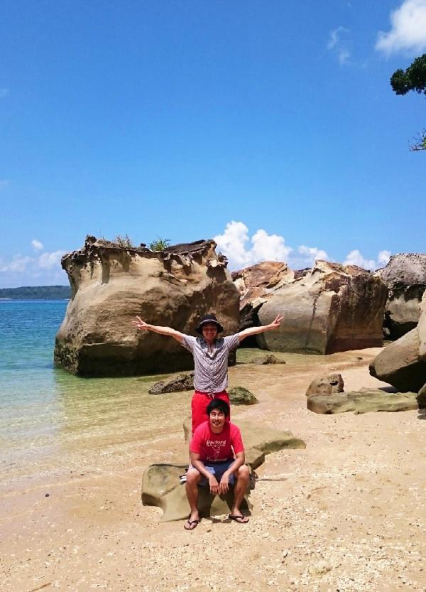 西表島 プライベートビーチ