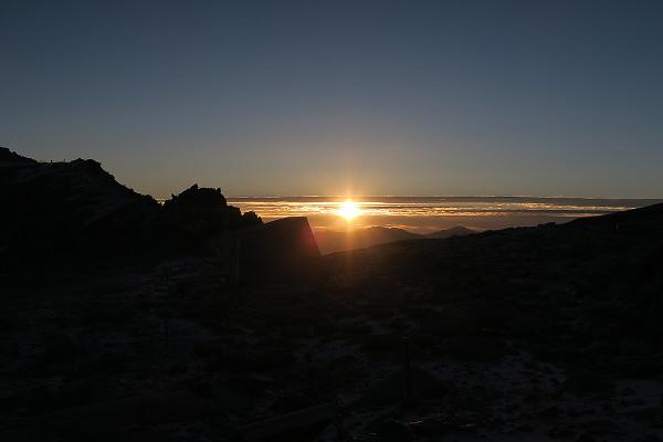 木曽駒ヶ岳 登山。